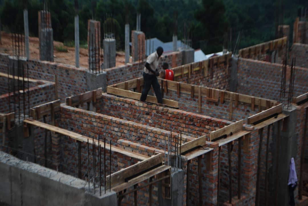 Construction at Bwala