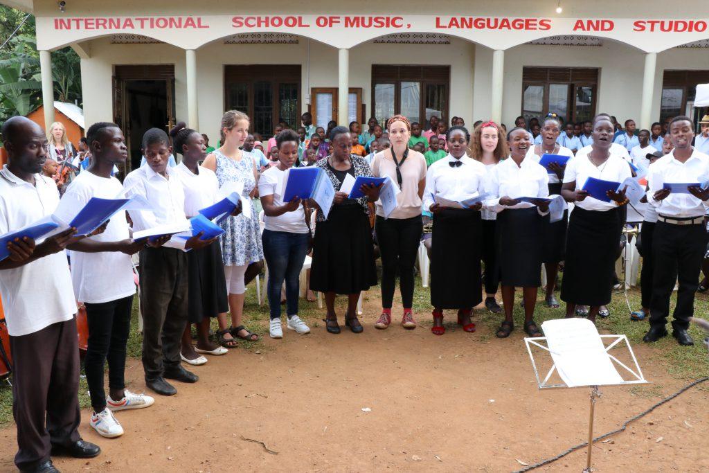 IMLS Adult Choir (Imacho)