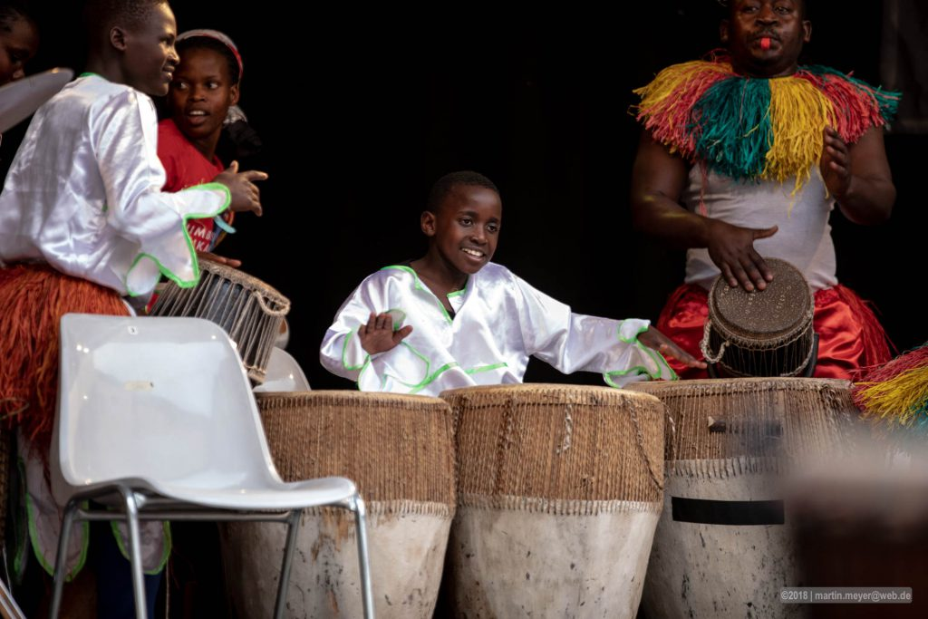 Traditional Instruments and Drums